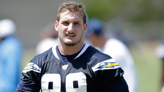 Which side looks worse in Chargers, Bosa dispute?