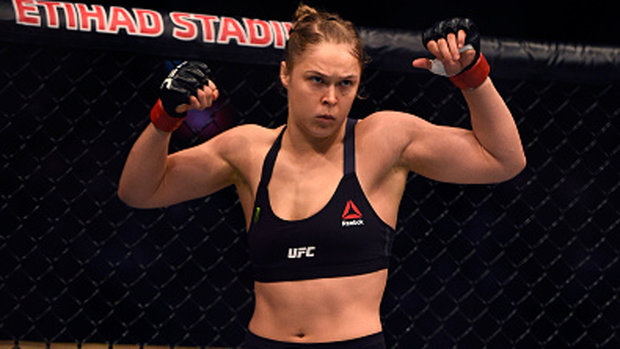 Too much pressure for Rousey to return against world-class fighter?