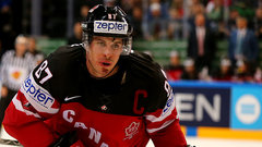Crosby named captain of Canada's World Cup team