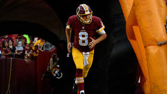 Cousins, Redskins ready to lead NFC East