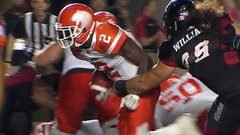 Rainey's speed sparks Lions' offence