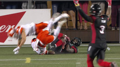 CFL Must See: Harris threads the needle on dazzling Jackson TD