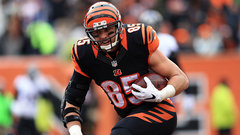 Is Tyler Eifert's progression cause for concern?