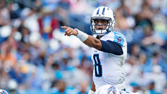 Does Marcus Mariota's reward outweigh risk?
