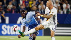 MLS: Whitecaps 0, Galaxy 0
