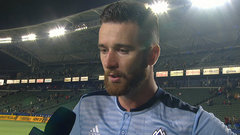Edgar pleased with effort from Whitecaps