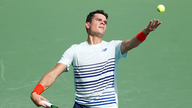 Expectations high for Milos Raonic at US Open
