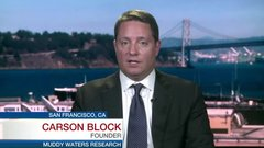 Carson Block balks at supporting shorts on Canadian housing and Home Capital
