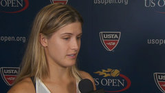 Bouchard: ''I didn't feel great in terms of my game''
