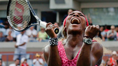 The first step to history for Serena?
