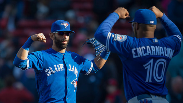 Who should DH for the Jays - Bautista or Encarnacion?