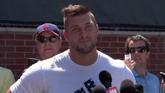 Tebow motivated to prove doubters wrong