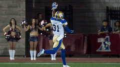 CFL 30: Week 10 - Blue Bombers vs. Alouettes