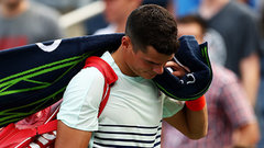 McEnroe: ''I feel sick to my stomach for Milos''