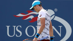 Pospisil loses in straight sets