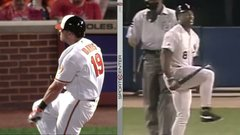 Must See: Is Davis' bat snap better than Bo's bat snap?