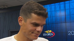 Raonic: ''I was struggling to even stand''