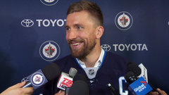 Wheeler on becoming Jets captain: