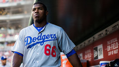 Why did the Dodgers hold on to Puig?