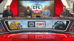 TSN Rewind: The CFL on TSN panel reacts to Burris' emotional comments