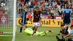 MLS: Rapids 2, Whitecaps 0