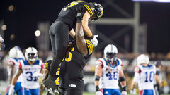 CFL: Alouettes 17, Tiger-Cats 20