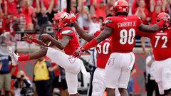 NCAA: (2) Florida State 20, (10) Louisville 63