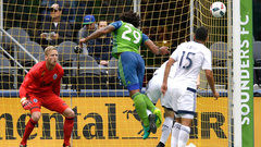 MLS: Whitecaps 0, Sounders 1