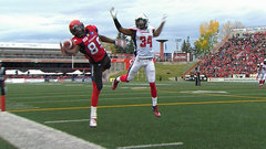 CFL Must See: Daniels hauls in one-handed TD