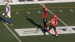 CFL Must See: Paredes kicks 52-yard FG to lift Stamps as time expires