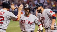 MLB: Red Sox 6, Rays 4