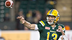 Eskimos ride defence to big win over Lions