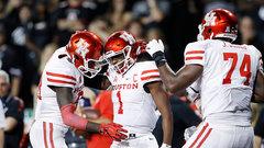 NCAA: (6) Houston 64, Texas State 3