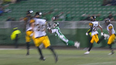 CFL Must See: Edwards dives and slides into TD