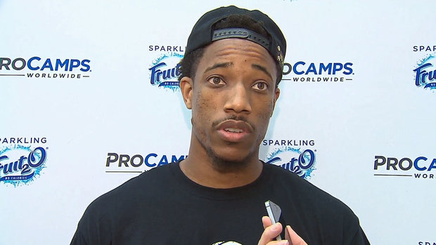 DeRozan expects the East to be a lot more competitive