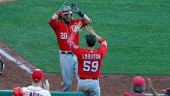 MLB: Nationals 10, Pirates 7
