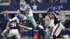 NFL: Bears 17, Cowboys 31