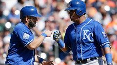 MLB: Royals 12, Tigers 9