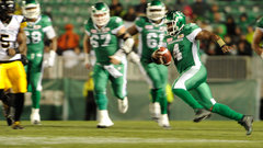 Riders leave it late again for second straight win