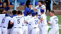 MLB: Rockies 3, Dodgers 4 (10)