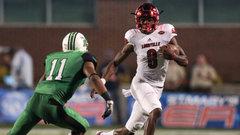 NCAA: (3) Louisville 59, Marshall 28