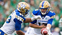 Huddle-Up: Who are the Blue Bombers?