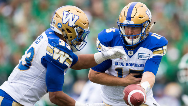 Huddle Up: Who are the Blue Bombers?