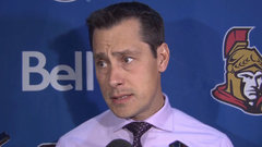 Boucher on MacArthur: ''It's as good as we can hope right now''