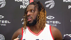 Carroll: If I can stay healthy, you'll see the best of me