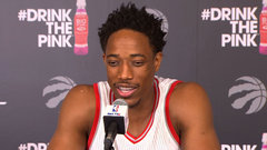 DeRozan on Olympic experience, goals for season