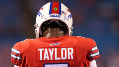 Taylor surprised by firing of offensive coordinator
