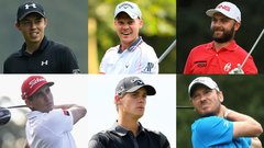 Clarke: Full belief in Ryder Cup rookies