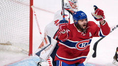 NHL: Capitals 2, Canadiens 5