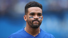 Jays' Benoit out indefinitely with torn left calf; Travis day-to-day